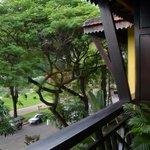 Room balcony view