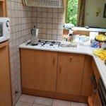 Kitchen (Premium cottage)