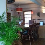 Casual dining in the bar - The Waterfront, Ayr Harbour