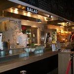 Vapiano Self-Serve Restaurant!