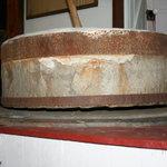Mill stone 2,100 lbs