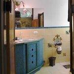 Bathroom in Turtle Room