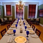 Hamiltons' Private Dining Room