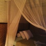 Bed peek