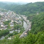 Vianden Chairlift Photo