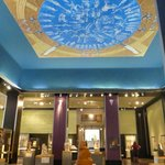 Egyptian Gallery with Zodiac ceiling