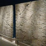 Assyrian reliefs from Nimrud