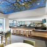 Solaire Bar/ Lounge Area