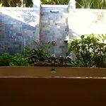 Outdoor Bathroom Deluxe Villa Baros