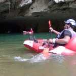 Cave Rafting...New Tour!