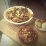 Nachos wi` Pulled Pork Chilli