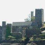 Dartmouth Castle & Local Church
