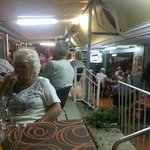 Another busy night in Bar Pano - great atmosphere