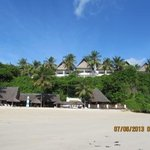 Mnarani Club beach and creek rooms