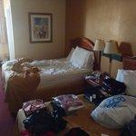 Habitacion , dos camas
