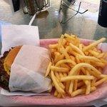 Billede af Dam Burger