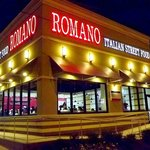 Romano at night