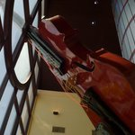 Giant Fiddle in Grand Country