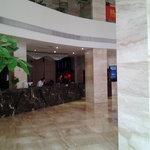 Lobby im Best Western Nanping