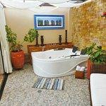 Jacuzzi suite premium
