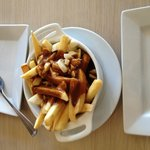 QUEBEC POUTINE CANADIAN DRINKING COMPANION AND HANGOVER REMEDY.