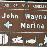 John Wayne Marina, Sequim