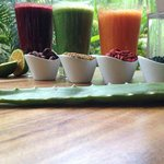 Cleanse; Juices, Smoothies and Super Foods