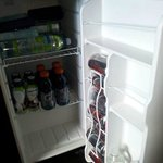 Nice big mini fridge