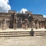 Ruinas Chichen itza