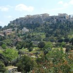 Acropolis from the agora