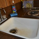 kitchen sink - blah!