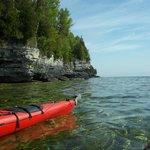 Cave & Dunes kayak tour