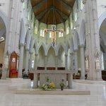 Cathedral of Our Lady of The Immaculate Conception - Nave