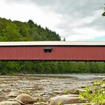 Forksville Covered Bridge nearby