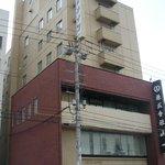 ホテルメイツ旭川(外観)