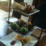 Conrad Suite Afternoon Tea