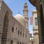 Мечеть Султана Баркук Калауна (Mosque of Sultan Barquq Qalaun)