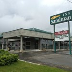 Sandman Inn, Blue River, B.C.