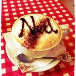 Exellent coffee.