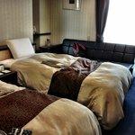 Corner Twin with Sleeper Sofa