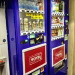 Vending Machines with ice machine too!