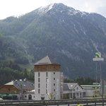 Hotel Landzeit in nice Alps environment
