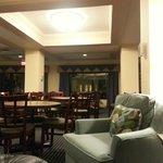 lounge area social