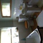 En-suite bathroom Garden room