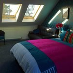 The Kedleston bedroom
