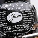 Buche Noir - Jannei goat cheese