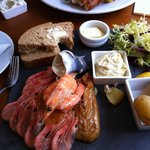 Coaster's Seafood Platter .... wonderful