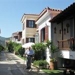 Arcangelos Village overview