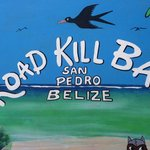road kill bar San Pedro