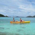 Relaxing, beautiful paddle